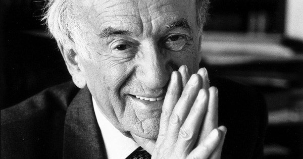 So sad to hear Elie Wiesel has died. Here is his timeless Nobel speech on ending injustice https://t.co/z6Nk1qvLTI https://t.co/RN4jarnmkr