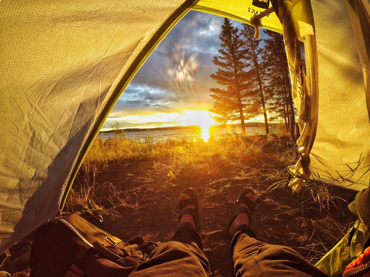That sunset... #greenlake #GoPro https://t.co/6XbYR0skPf