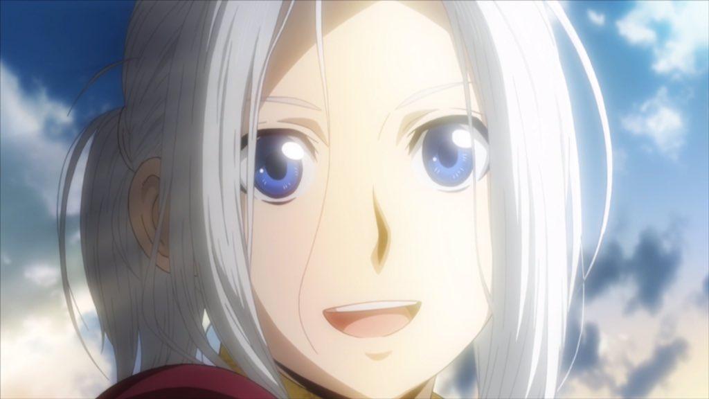 TVアニメ『アルスラーン戦記 風塵乱舞』第一章をご覧いただきました皆様、ありがとうございました!次回、第二章「王者対覇者