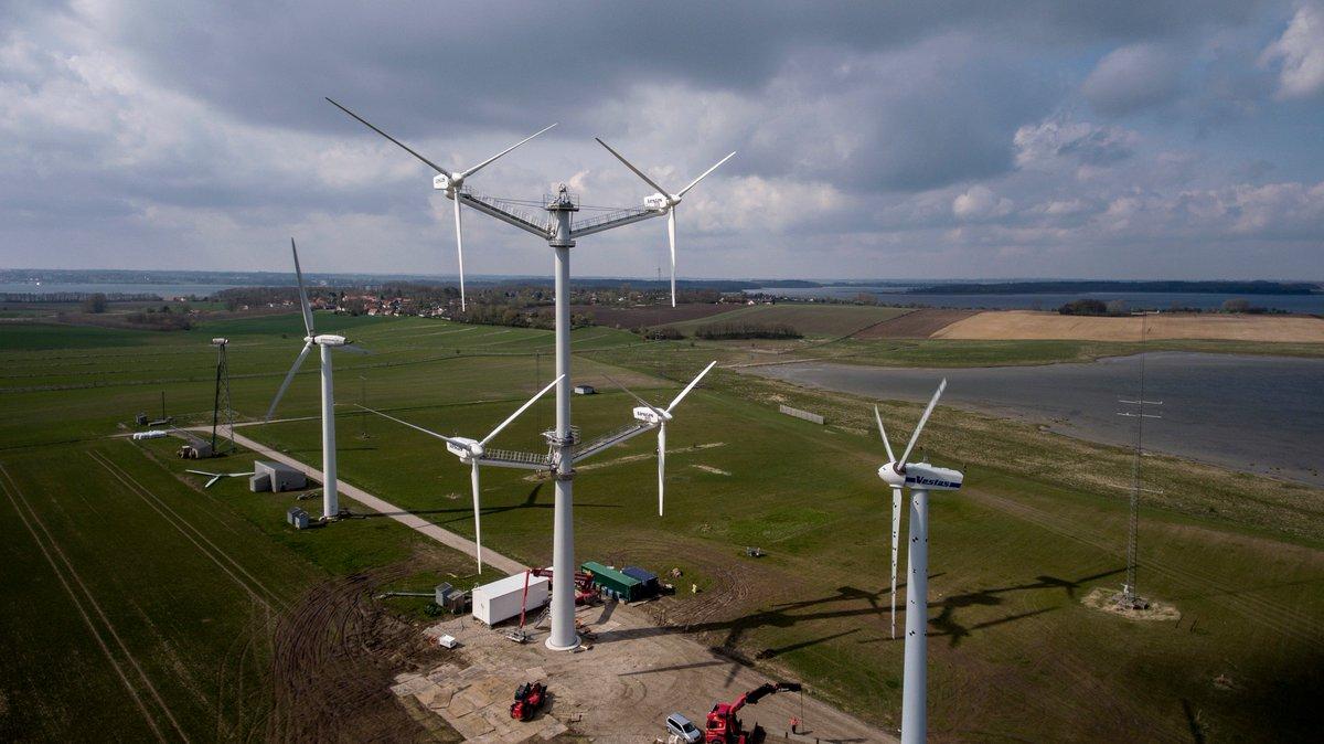 #Vestas' multi-rotor has produced its first kWh: https://t.co/tc7sBlFsHL https://t.co/5LJVEIlGQq
