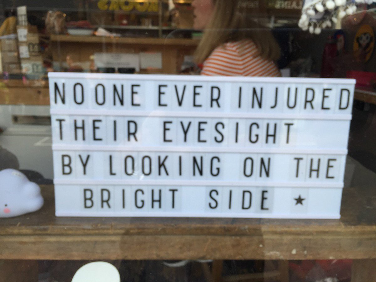 Saw this sign recently in a Brighton shop window, which made me smile! https://t.co/hnmB5XRa2C