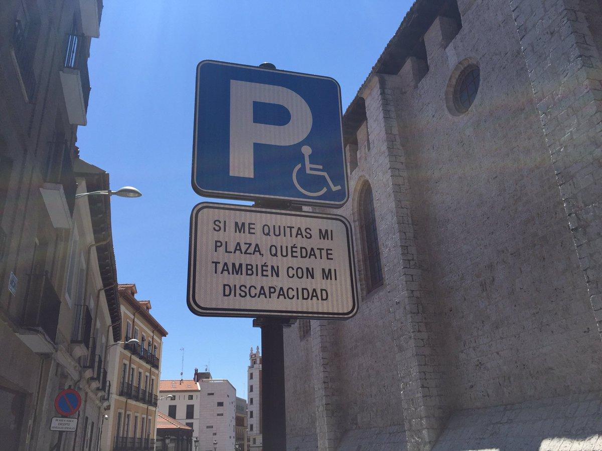 Así de directos son en Valladolid https://t.co/K21Yytxi79