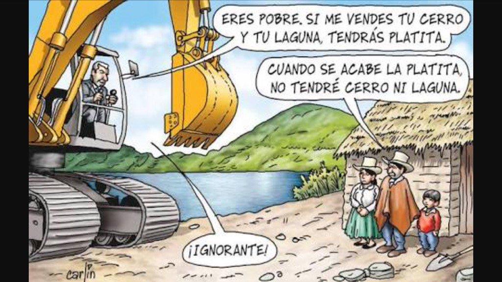 No es ignorancia, es cuidado del agua y la tierra. Por una Cajamarca turística, agrícola y ganadera @CelendinPE https://t.co/P0rkNLXsHa