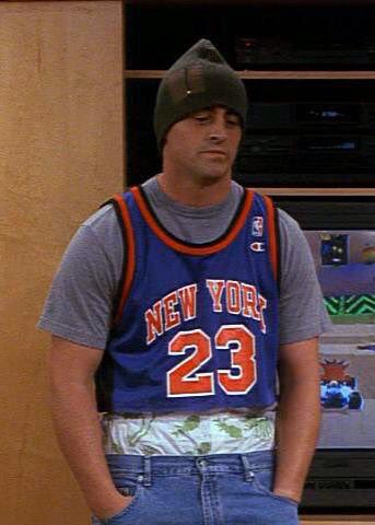 Sources: Knicks sign Joey Tribbiani to 1yr/$22M deal. https://t.co/LKOsFrbLzC