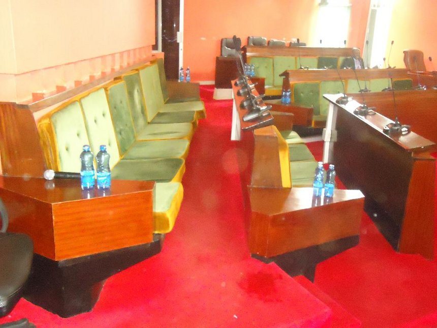 Embu reps show students how not to solve problems