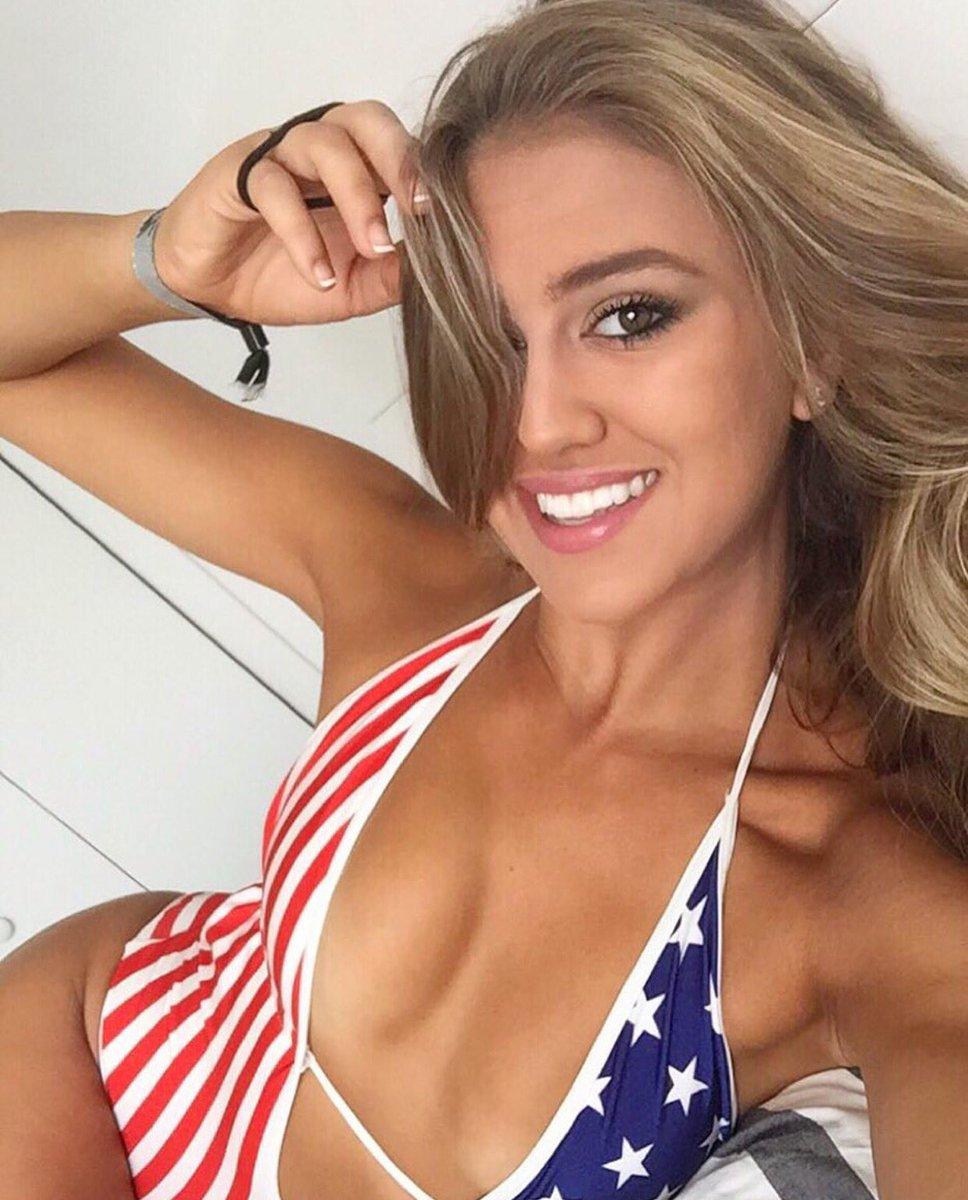 hot girl in america