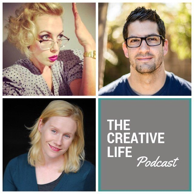 I'm excited to announce that The Creative Life podcast has officially launched today with … https://t.co/dgHzhQ9LMz https://t.co/87uwioMidr