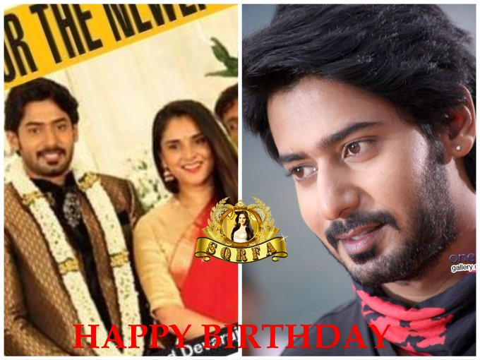 Happy birthday to Dynamic Prince  Best wishes from  fans