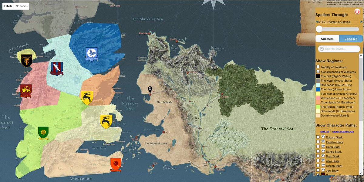 Discover the game of thrones universe with this slick interactive discover the game of thrones universe with this slick interactive map httpst gumiabroncs Image collections