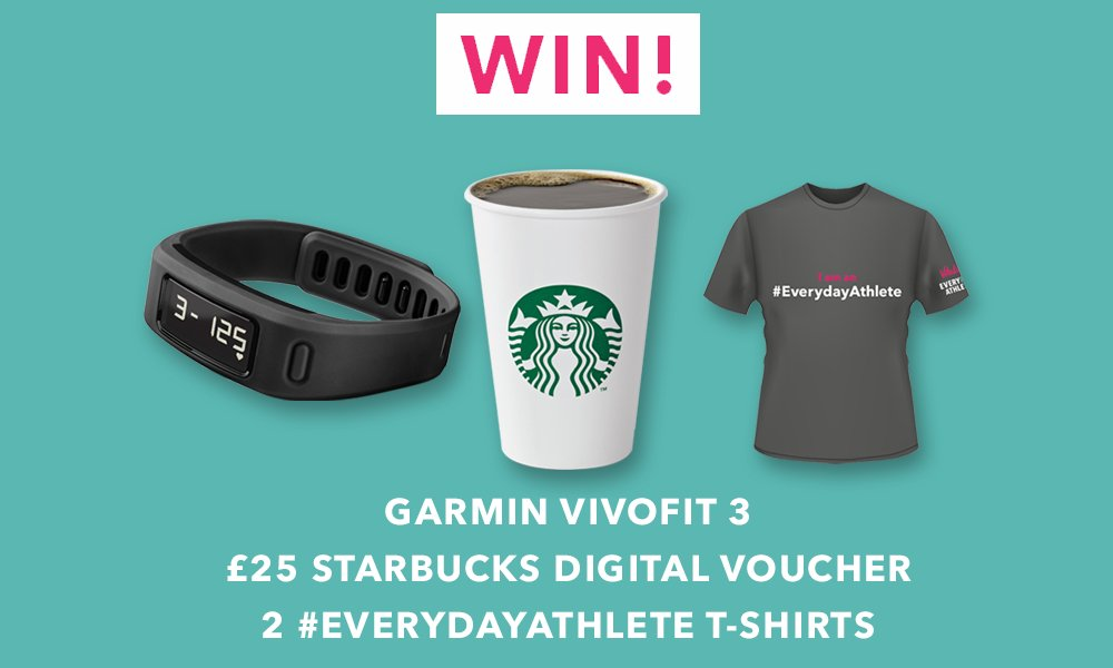 You could win these great prizes - just tweet us your #EverydayAthlete nomination using the hashtag! ✋ (T&Cs apply) https://t.co/WcEAMarOiF