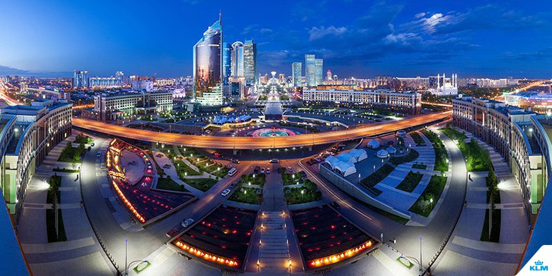 We give you the most fascinating and bizarre highlights of Astana.