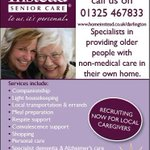 Caregivers needed in #Northallerton Click here for more details.  https://t.co/kcihH9xIhl  @HomeInstead_DL1 https://t.co/5c2CVKjhHK