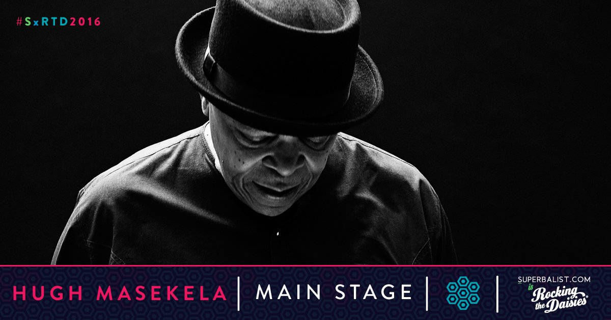 Bra Hugh brings all of his elements to give us a night to remember at the Main Stage #SxRTD2016 #RockingMondays https://t.co/xCo7T1jz2d