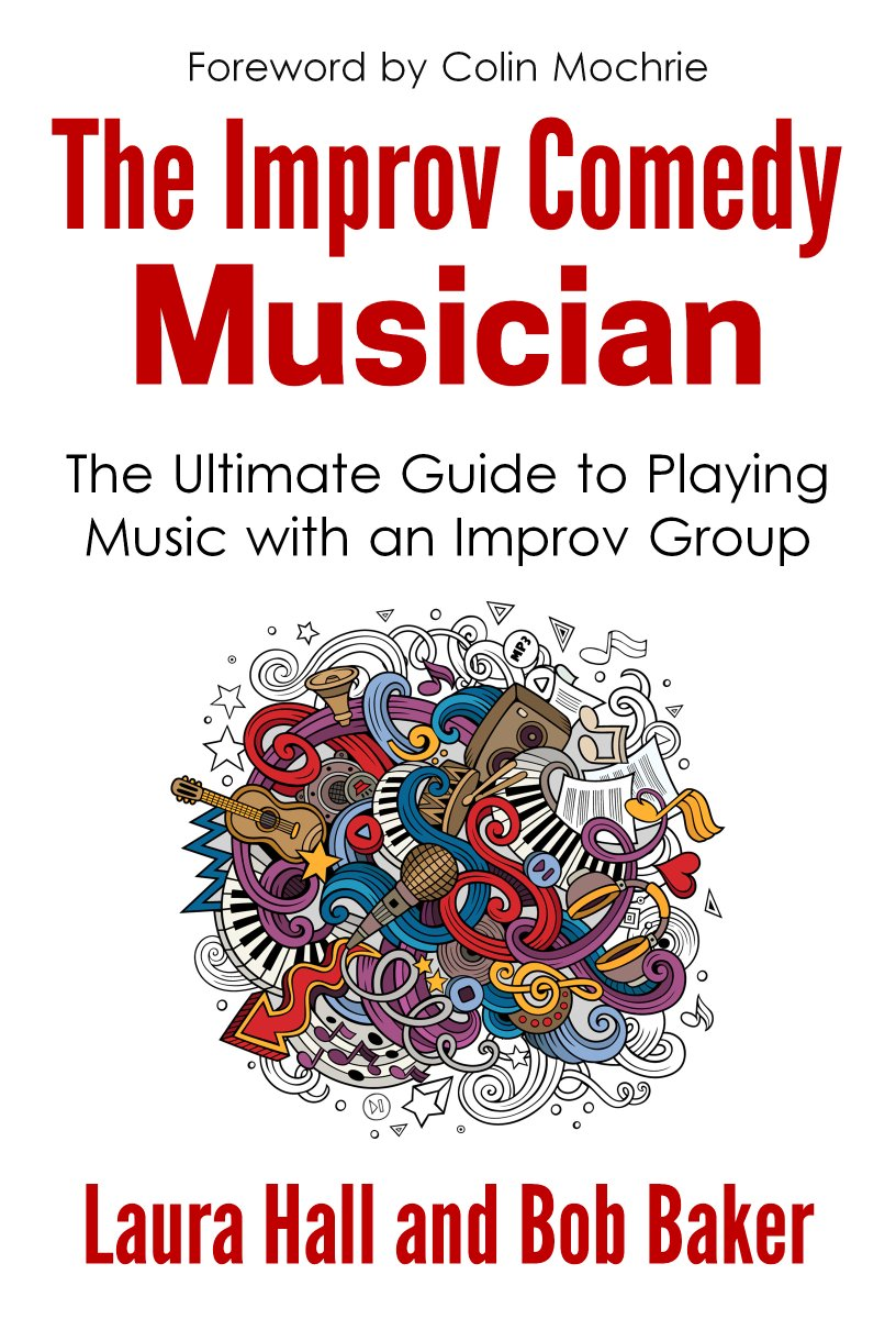 """BIG NEWS! About to publish a new book co-written with @LauraHallMusic from """"Whose Line"""" - Foreword by @ColinMochrie https://t.co/8Oe829uPKQ"""
