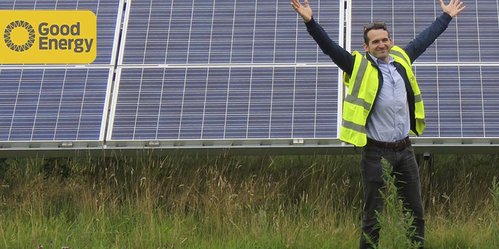 Great news - solar generation peaked at a record 23.9% of UK electricity in June! Happy #SolarIndependence day https://t.co/xeAGEpcUXc