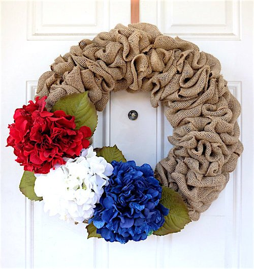 Happy #4thofJuly! Display your patriotic wreaths through Labor Day! TY Etsy Shop 'All Doors Wreaths' #decor #crafts https://t.co/DvNTpzP0q7