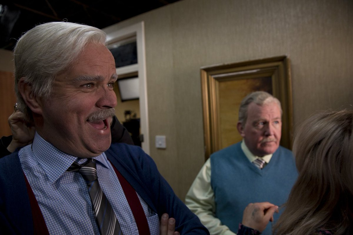 Filming starts on new series of #StillGame https://t.co/Xh4GeRCH2B https://t.co/N0zL3OmIJe
