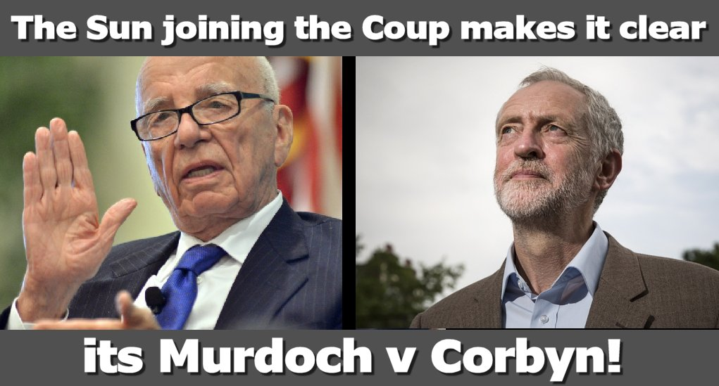 Whatever else you can say about Corbyn he has all the right enemies  https://t.co/boffeYyDw6
