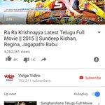 2yrs since RaRaKrishnayya released..a film I hold close to my heart :) #4Million views :) @ReginaCassandra https://t.co/JwMeqC8vJa