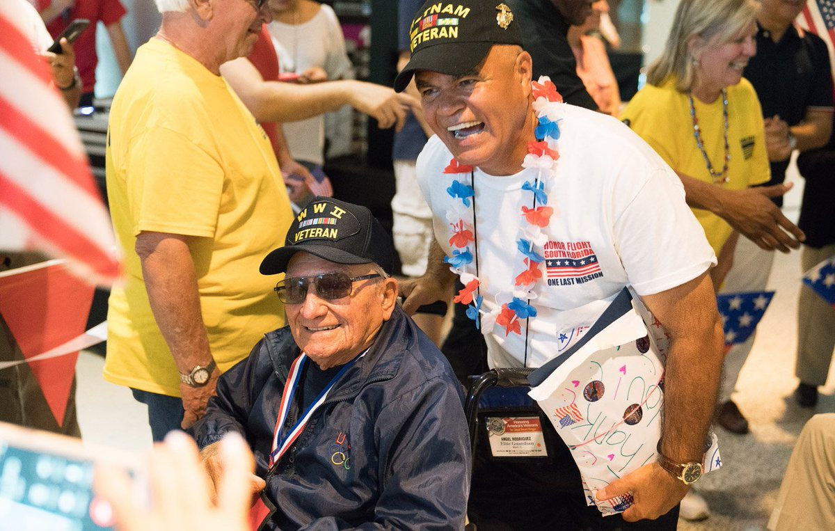 MIASalutes our vets this 4thofJuly. Read about 2 special vets & our Hometown Heroes: