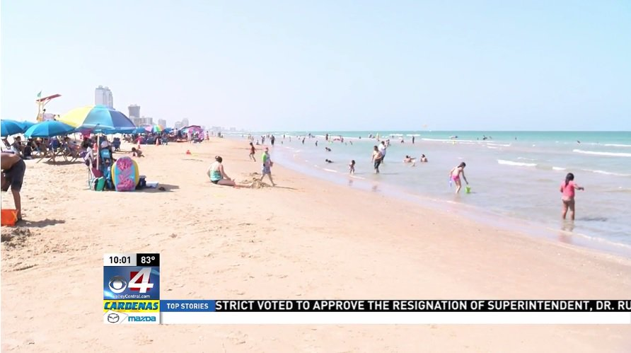 Flesh Eating Bacteria South Padre Island