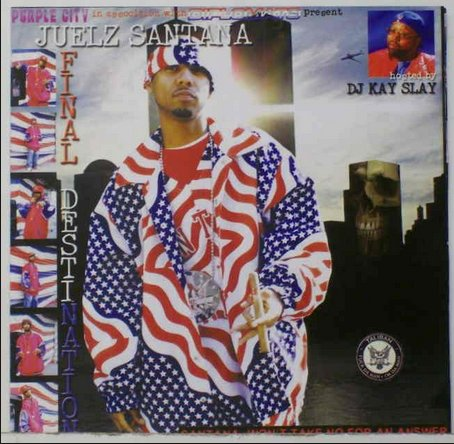 Make America Juelz Again. https://t.co/c5tnFWNqzi