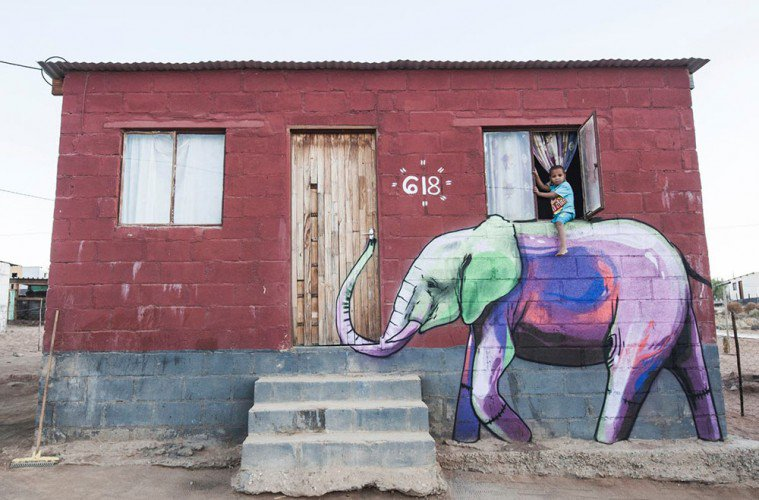 Inspiração da semana: street art - https://t.co/JdWKE7KrHL https://t.co/RmLzc2X9R4