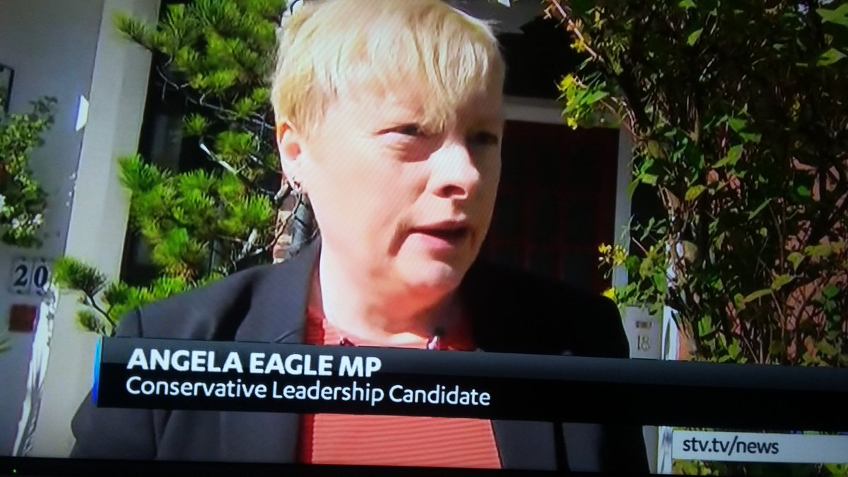 Absolutely wonderful! rt @MrMalky @LabourEoin Hey @LabourEoin Scottish TV have the measure of Angela Eagle https://t.co/pAKC8TUbn3