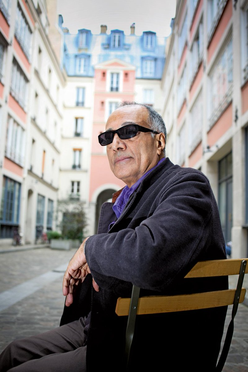 """Film begins with DW Griffith and ends with Abbas Kiarostami."" (Jean-Luc Godard) RIP to one of the all-time greats. https://t.co/lGseSWuQNq"
