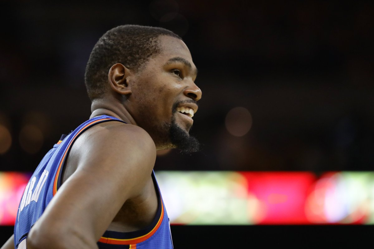 BREAKING Kevin Durant will leave OKC for Golden State