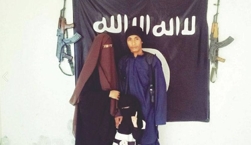 Abu Hamzah aka Muhammad Wanndy Mohamed Jedi, the Islamic State jihadist frm Melaka, unmasked https://t.co/oYNplVqsUl https://t.co/PD7E7wC4k9