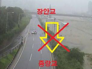 [09:24]동부간선도로 의정부방향 장안교->월릉교 통제중입니다. 도로이용에 참고하시기 바랍니다. https://t.co/LfgVN0sAfG