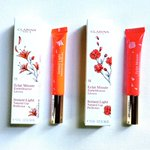 Look at these summery Clarins lip balms! So cute! Win them! To enter follow @davelackie & RT https://t.co/PvF84FFaCS