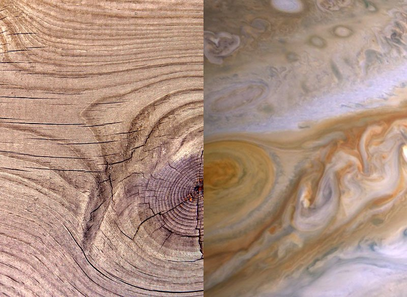 "In Chinese and Japanese, #Jupiter is called 木星 which translates as ""wood star"". Turns out, it was rather well named. https://t.co/9MRR2Eboxj"