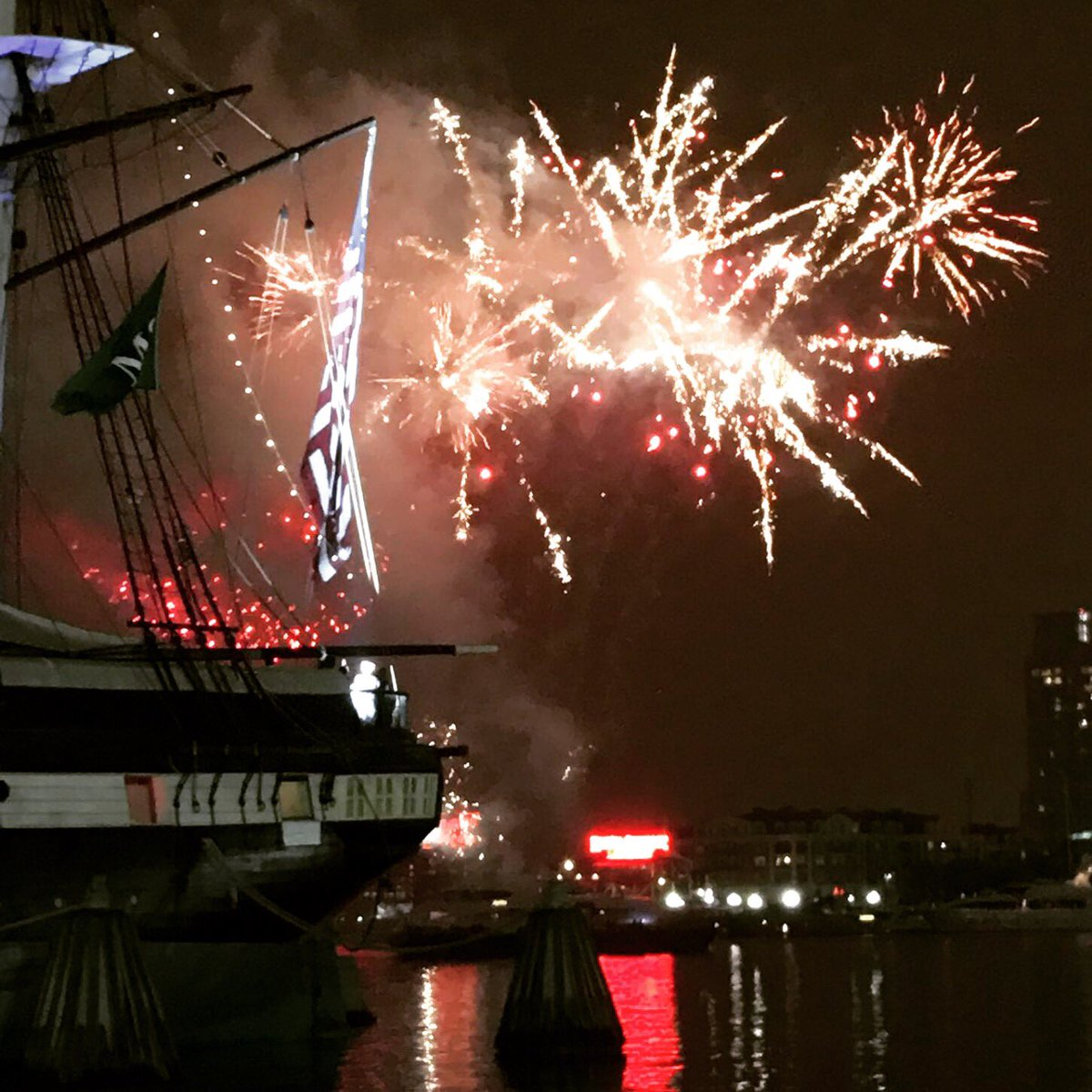 Happy Fourth of July from our city to yours!