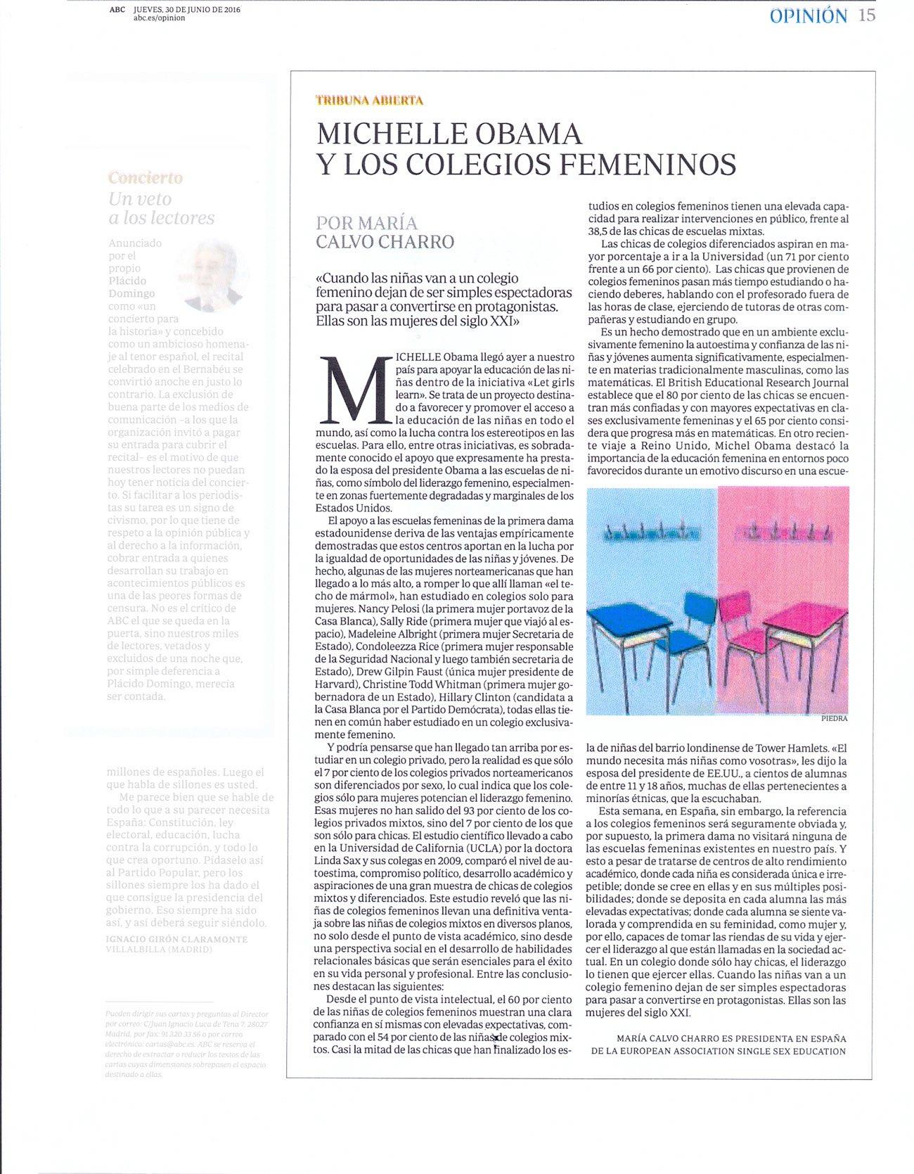 #EducaciónDiferenciada una opción educativa demandada por muchas familias @RibamarESOFP @albaydar @Col_Entreolivos https://t.co/r1vJH3WNgB
