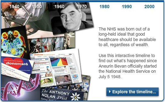 The NHS turns 68 today! Explore the history of the NHS with our timeline: https://t.co/OoNZHEudmh #HappyBirthdayNHS