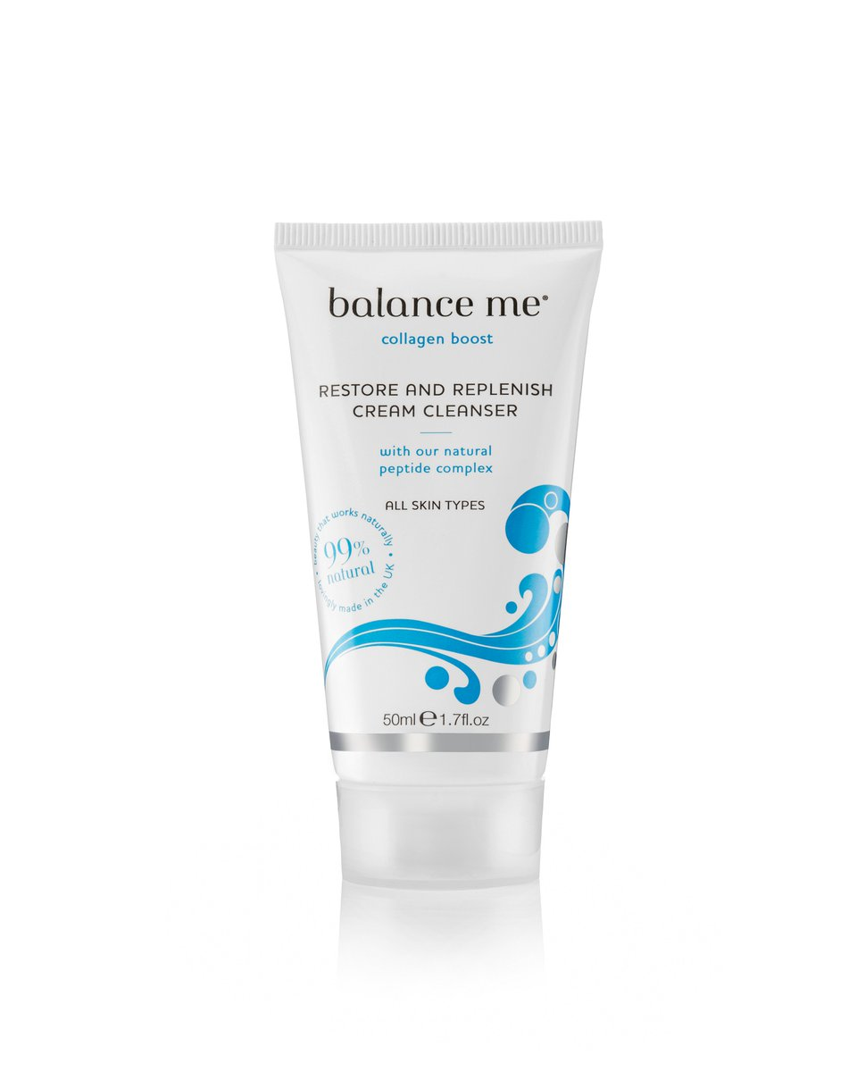 Enter to #win one of 1,000 @balancemebeauty Restore and Replenish Cleansers. https://t.co/YtzhSuobz8 https://t.co/Ay2TspMg98