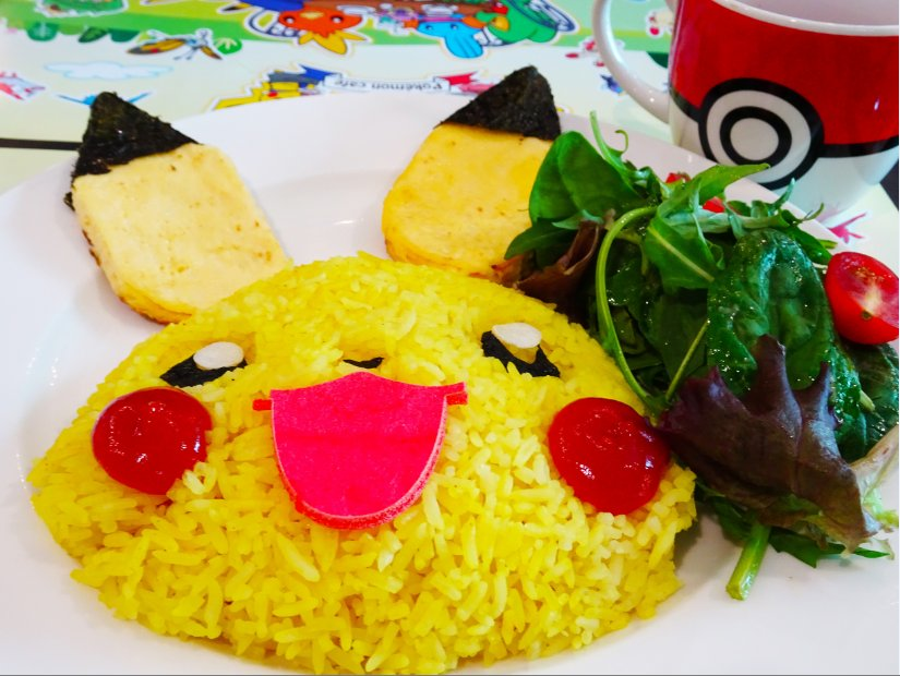 Southeast Asia just got its first Pokemon Cafe. Can you guess where?