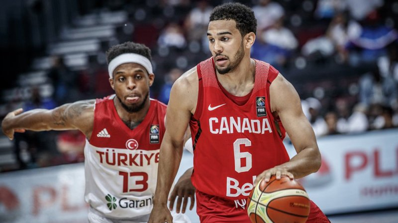 Canada beats Turkey 77-69 at Olympic basketball qualifier