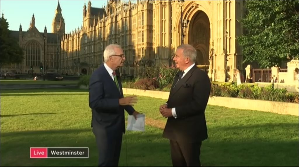 """""""Iraq war was already planned before public told"""" Admiral Lord West, who wasn't asked to give evidence to #Chilcot https://t.co/SuQfyfP6aC"""