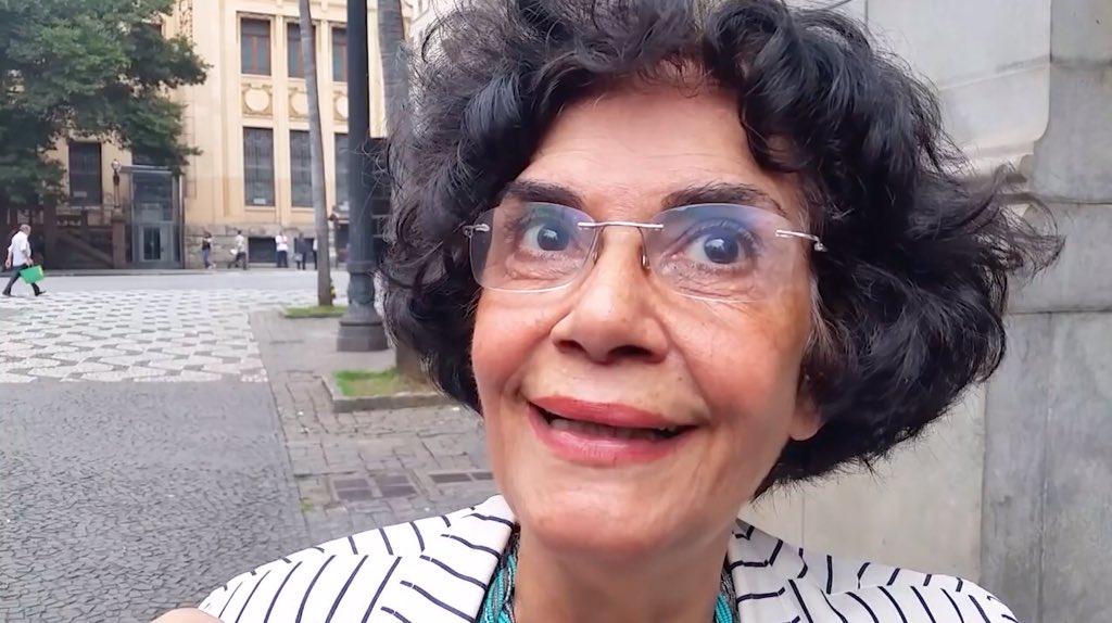 Marilena Chauí e Leonardo Bosta : Duas usinas de asneiras da mais pura qualidade... https://t.co/gPunuD119l