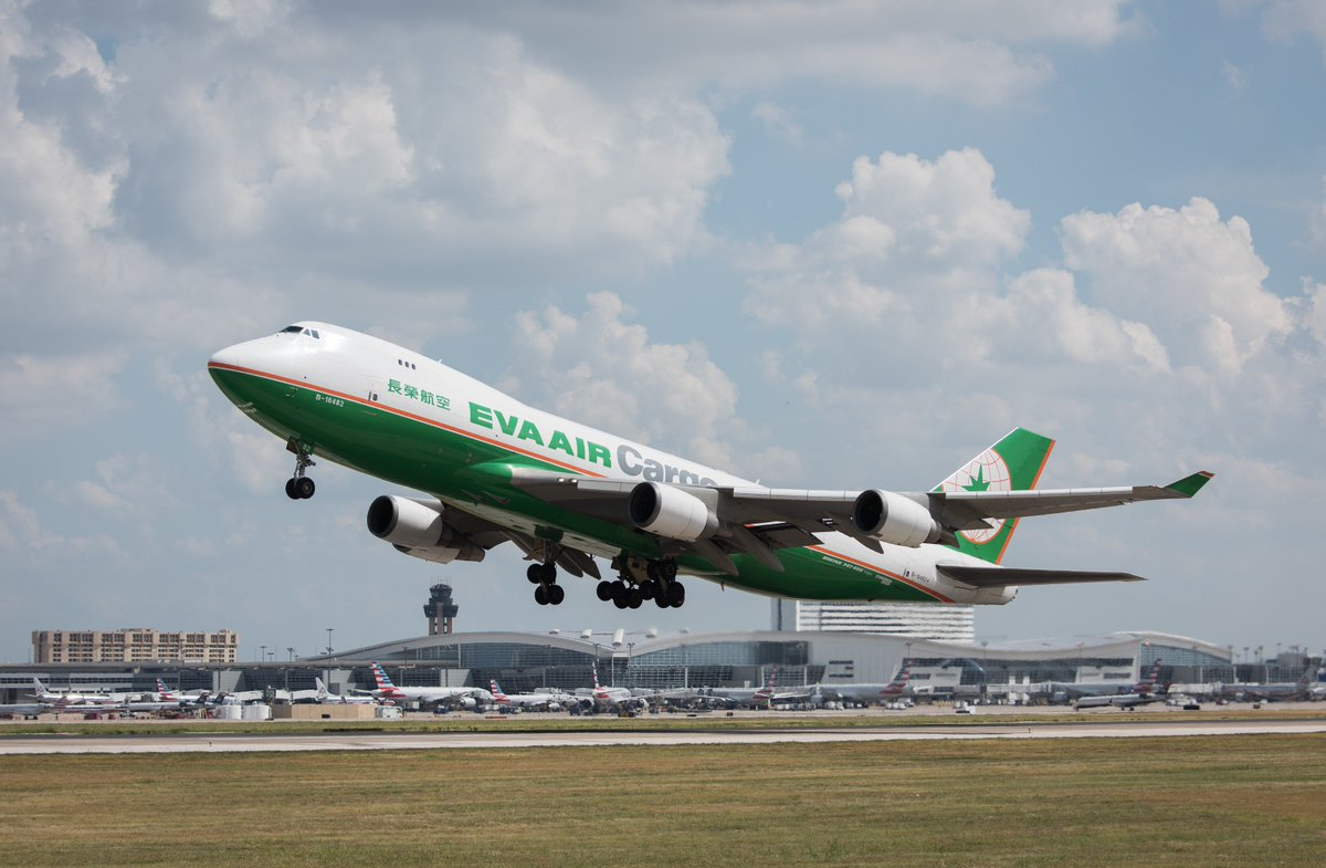 """DFW designated as an """"e-airport"""" for using technology to streamline cargo operations. More:"""
