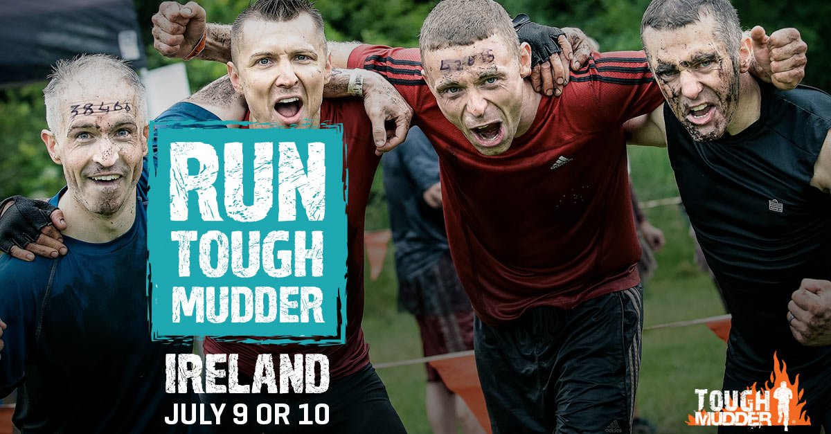 What advice would you give to someone taking part in this year's #ToughMudder? #MyAwesome https://t.co/CN6vwn74XT
