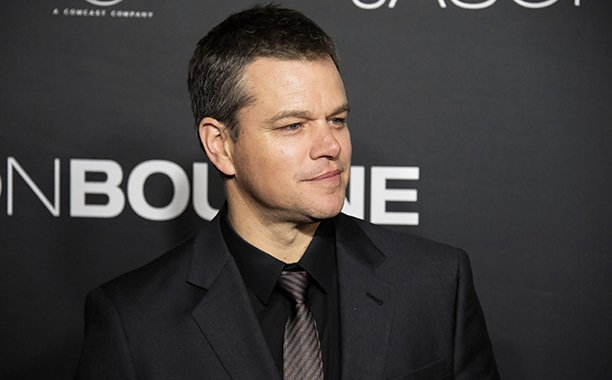 Matt Damon speaks out about gun control in a JasonBourne interview: