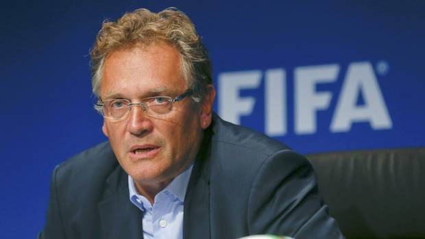 Former FIFA official Jerome Valcke gets ethics ban cut by two years From @Globe_Sports