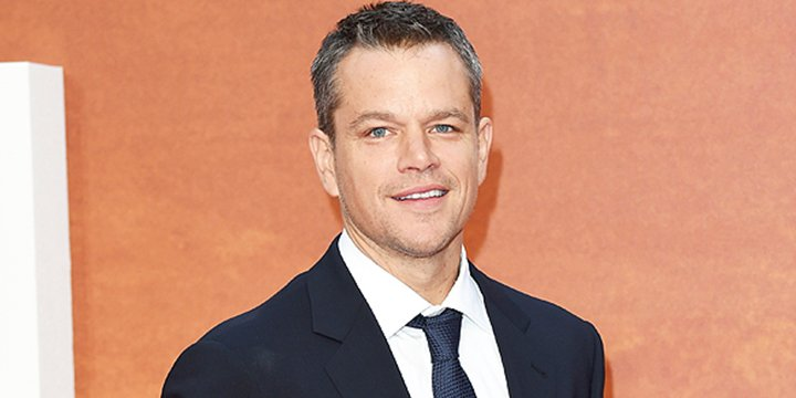 Matt Damon speaks out on gun control: