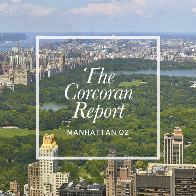 Here's what we saw in the Q2 Manhattan real estate market (near record high prices):  https://t.co/TCL3CxQnN5 https://t.co/rLgaatD5Cq