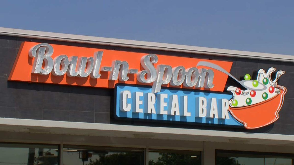 New All-Day Cereal Bar Opens In Tulsa https://t.co/lOwYuyyGFF https://t.co/uym4gdIs5V