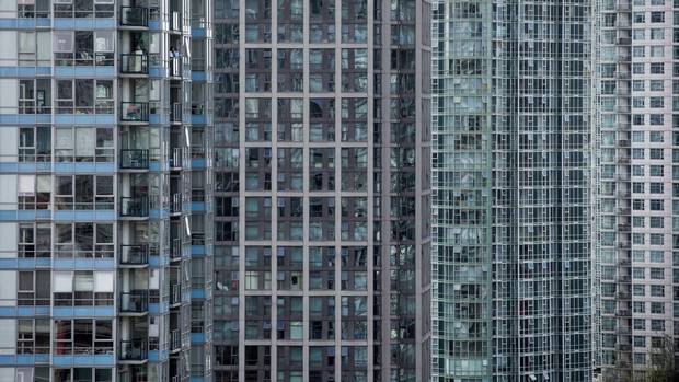 The latest front in Vancouver's real estate bidding war: condos
